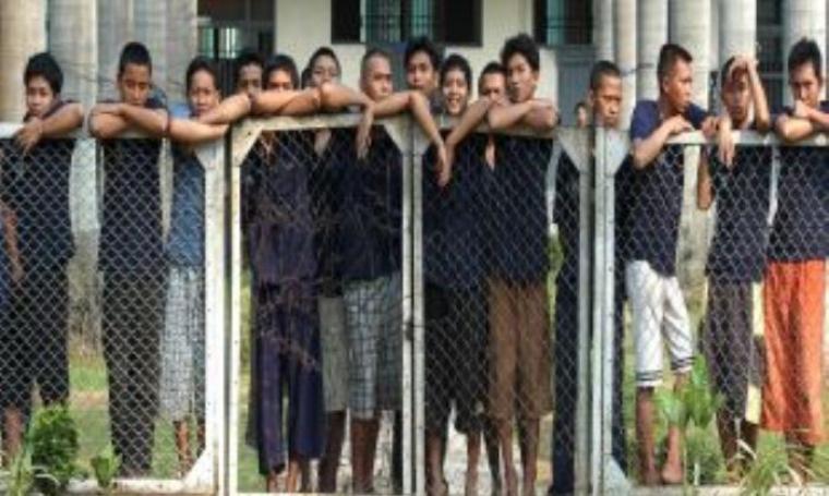 Foto ilustrasi tahanan pelajar. (Dok:net)