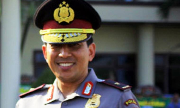 Kapolda Banten Brigjen Pol, Ahmad Dofiri. (Dok:net)