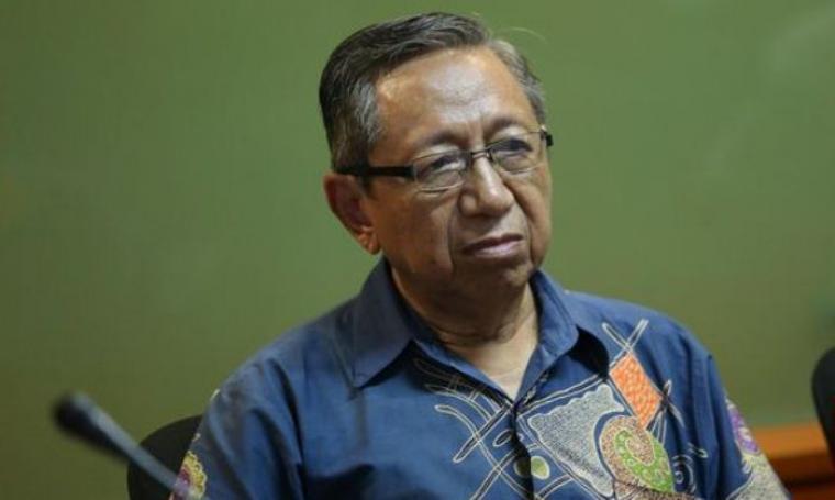 Guru Besar Ilmu Kepolisian Universitas Indonesia, Bambang Widodo Umar. (Dok:net)