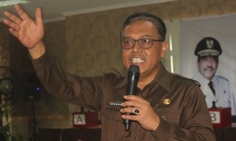 Kepala DPPKD Provinsi Banten Nandy Mulya. (Dok: bantenprov)