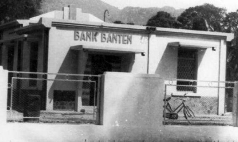 Bank Banten tempo doeloe. (Dok:net)