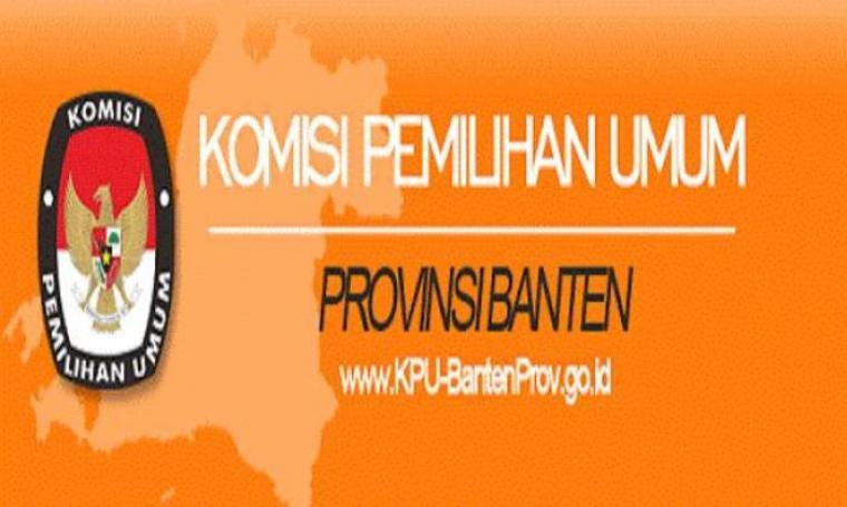Ilustrasi Komisi Pemilhan Umum Provinsi Banten. (Dok:net)