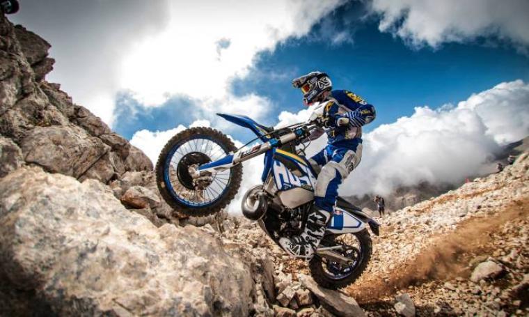 Foto ilustrasi Xtrim Enduro Race. (Dok:net)