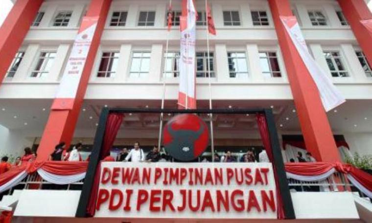 Gedung DPP PDI Perjuangan. (Dok:net)