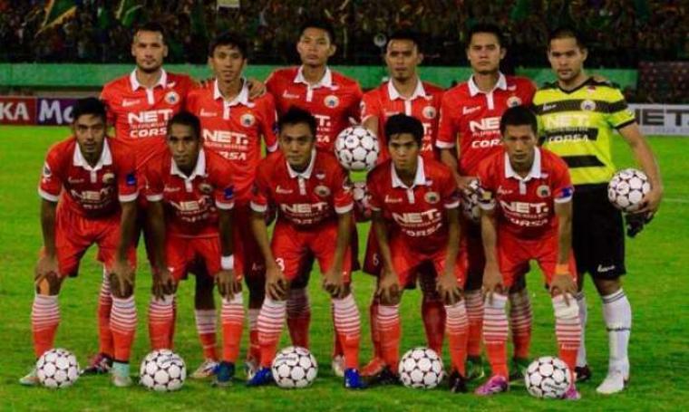 Tim Persija Jakarta. (Dok:net)