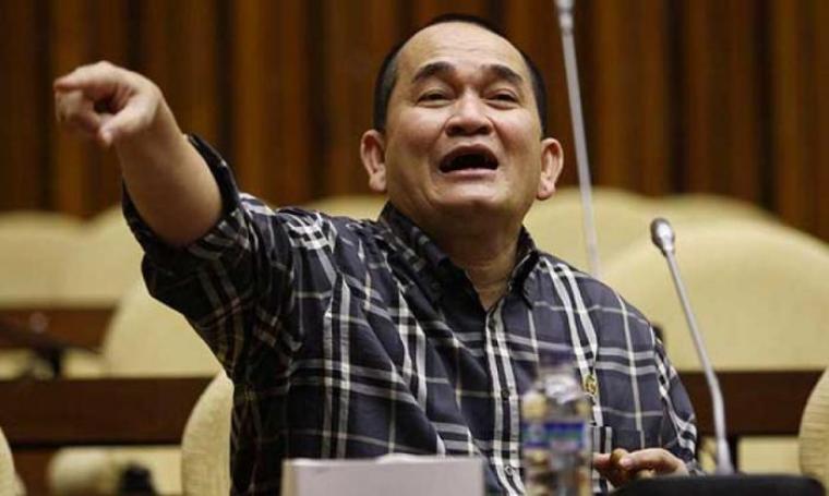 Anggota Komisi III DPR RI, Ruhut Sitompul. (Dok:net)