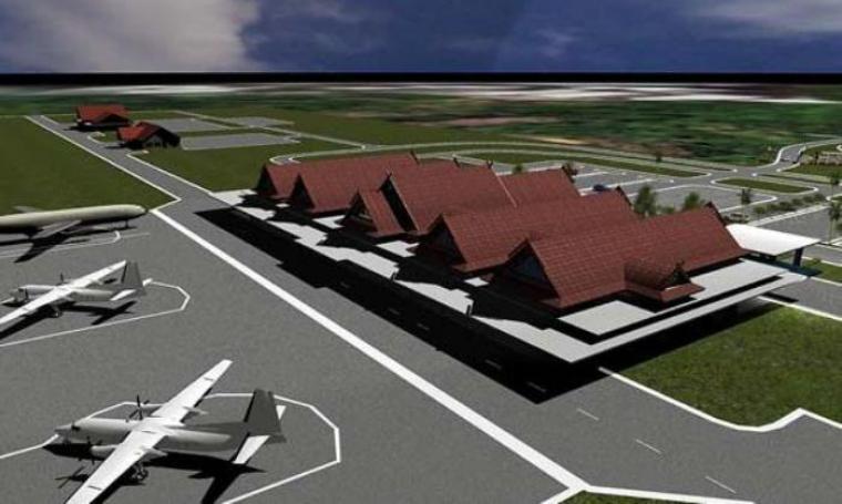 Ilustrasi Bandara. (Dok:net)