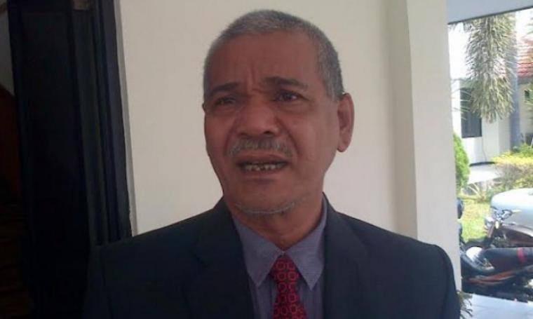 Sekretaris Daerah Kota Cilegon, Abdul Hakim Lubis. (Dok:net)