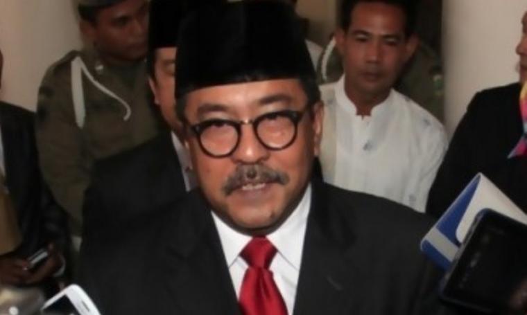 Gubernur Banten, Rano Karno. (Dok:net)