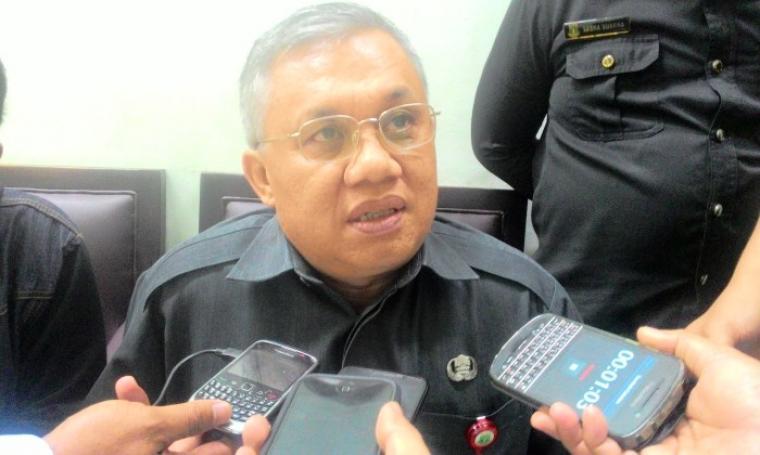 Kepala Badan Kepegawaian Daerah (BKD) Provinsi Banten, Samsir. (Dok:net)