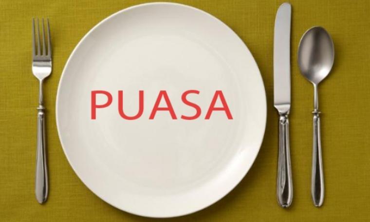 Ilustrasi Puasa. (Dok: Riautrust)
