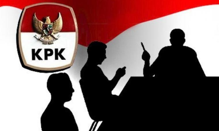 Ilustrasi KPK. (Dok:net)
