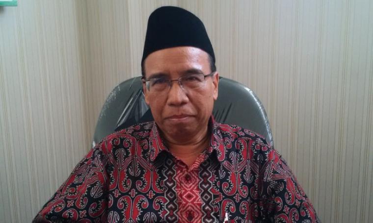 Kepala Bidang Disiplin Pegawai BKD Banten, Tubagus Faisal. (Foto:TitikNOL)
