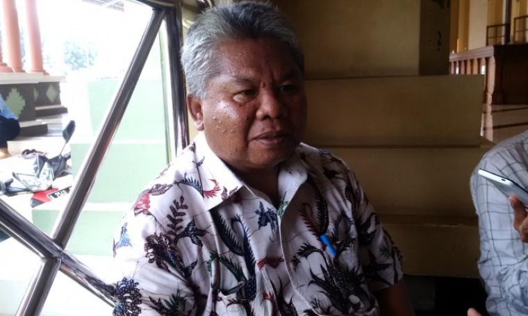 Kepala Badan Perencanaan Pembangunan Daerah, Hudaya latuconsina (Foto:TitikNOL)