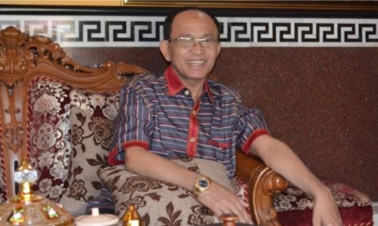 Bakal Calon Wakil Gubernur Banten, Ahmad Taufik Nuriman. (Dok:net)