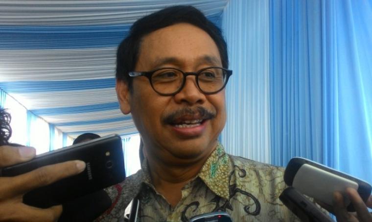 Sekda Banten, Ranta Soeharta. (Dok:net)