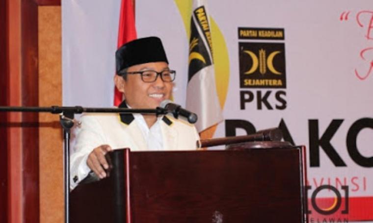 Ketua DPW PKS Provinsi Banten, Miftahuddin. (Dok:net)