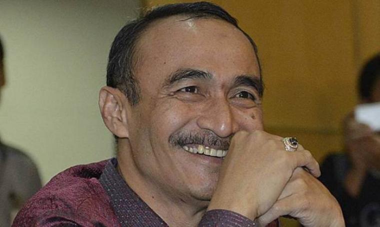 Ketua Dewan DPD Partai Demokrat, Aeng Haerudin. (Dok:net)