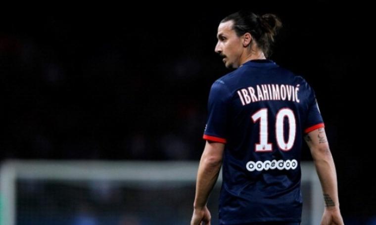 Zlatan Ibrahimovic. (Dok:net)