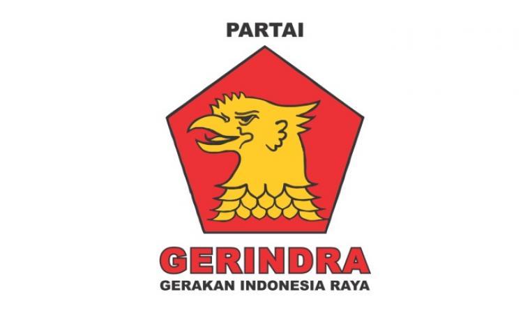 Ilustrasi Partai Gerindra. (Dok:net)