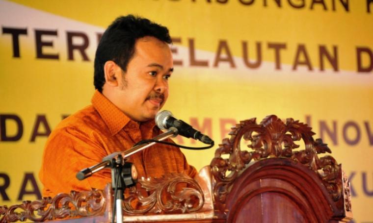 Ketua DPD II Partai Golkar Kota Serang, Tb Haerul Jaman. (Dok:net)
