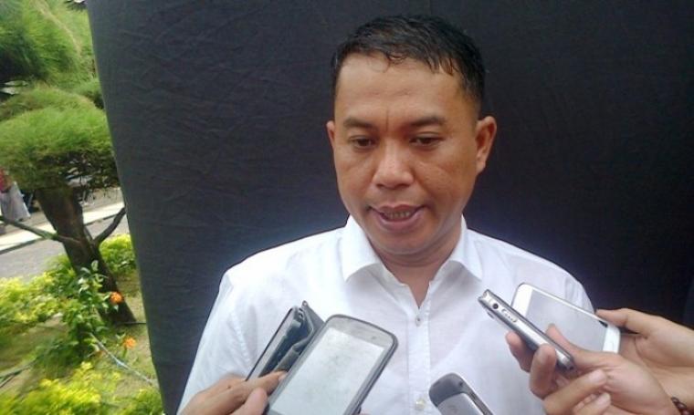 Walikota Cilegon, Tubagus Iman Ariyadi. Dok:net)