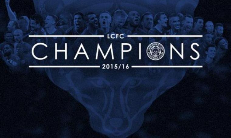 Ilustrasi Leicester City Juara Liga Inggris musim 2015/2016. (Dok:net)