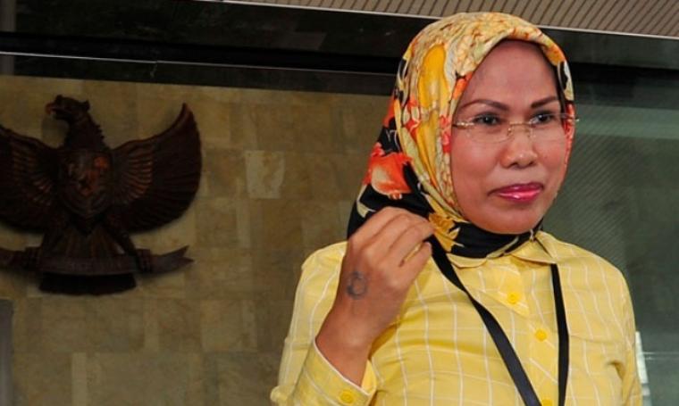 Ketua DPD Partai Golkar Provinsi Banten, Ratu Tatu Chasanah. (Dok:net)