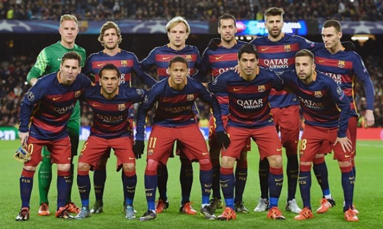 FC Barcelona. (Dok:net)