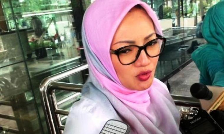 Ketua P2TP2A Provinsi Banten, Adde Rosi Khoerunnisa. (Dok:net)