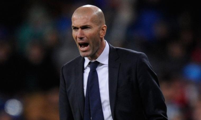 Zinedine Zidane. (Dok:net)