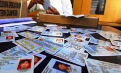 6 WNA Nigeria yang dideportasi Kantor Imigrasi Bandara Soetta. (Foto: Istimewa) Dok. Imigrasi Bandara Soetta.