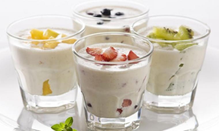 Ilustrasi Yogurt. (Dok: Momdadi)