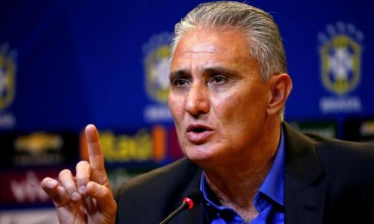 Pelatih Brasil, Tite. (Dok: Reuters)