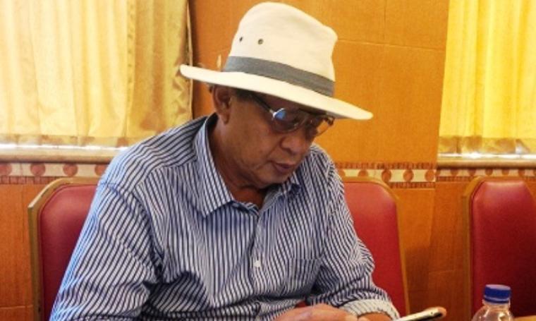 Bakal Calon Gubernur Banten, Wahidin Halim. (Dok: Hariantangerang)