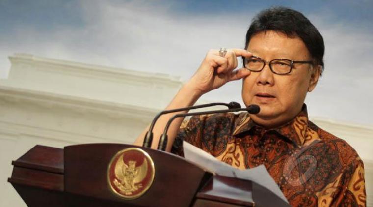 Menteri dalam negeri Tjahjo Kumolo. (Dok:liputan6)