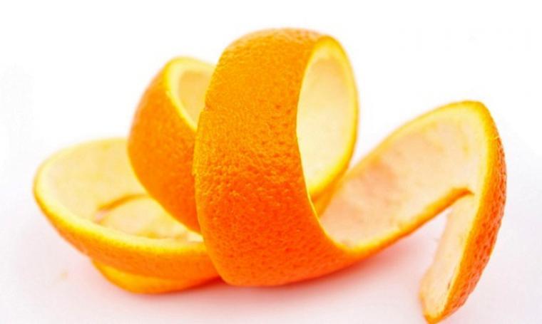 Ilustrasi kulit jeruk. (Dok: Zoya)