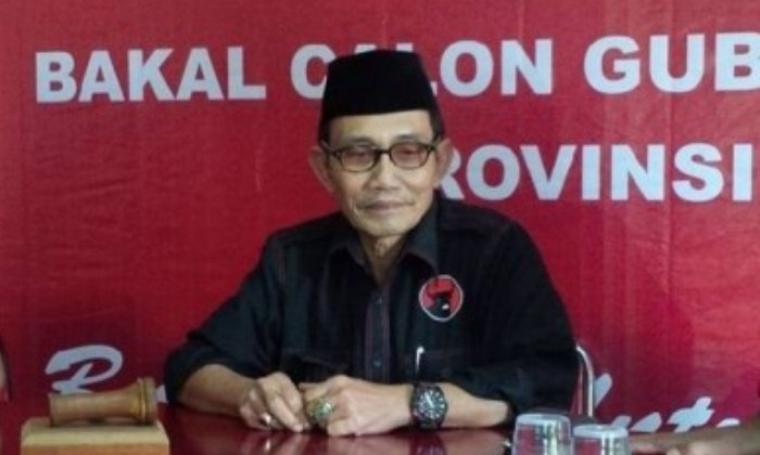 Ketua DPD PDI-P Provinsi Banten, Sukira. (Dok:net)