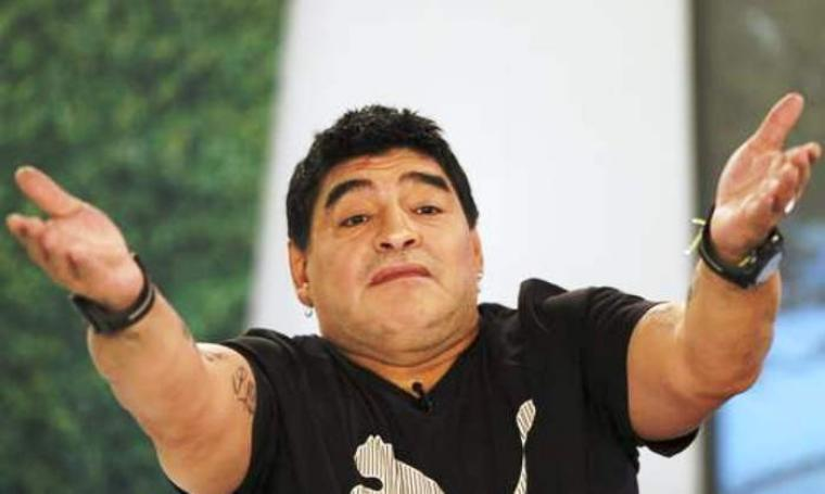 Diego Maradona. (Dok: Reuters)