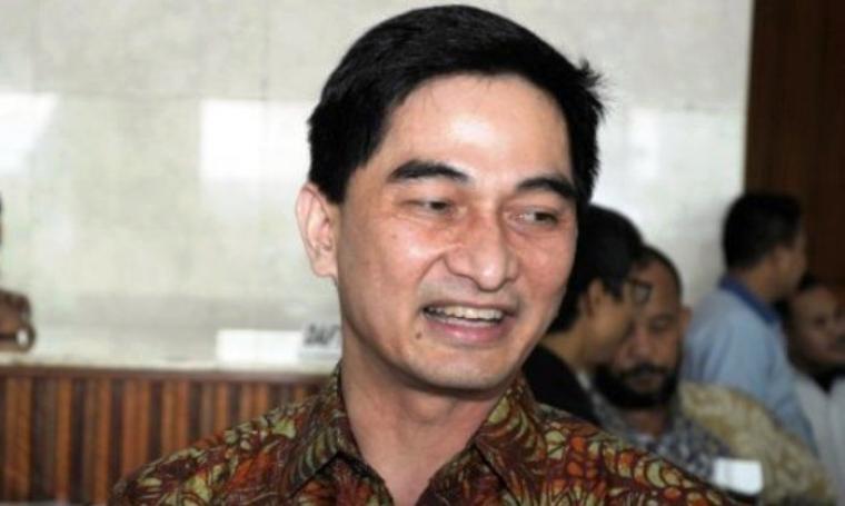 Bakal Calon Gubernur Banten, Dimyati Natakusumah. (Dok: Merdeka)