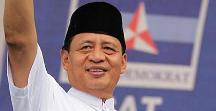 Bakal Calon Gubernur Banten, Wahidin Halim. (Dok: Tangselpos)