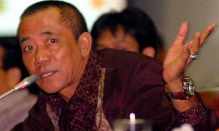 Mantan Bupati Lebak, Mulyadi Jayabaya. (Dok: Biem)