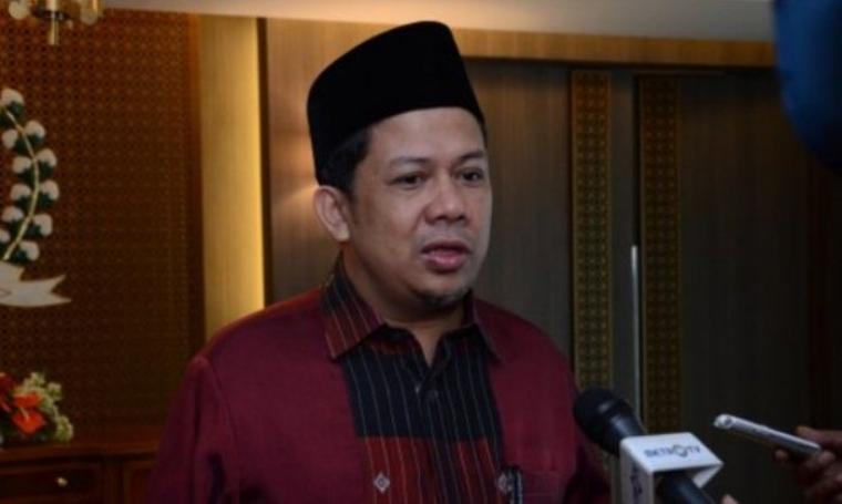 Wakil Ketua DPR RI, Fahri Hamzah. (Dok: Merdeka)