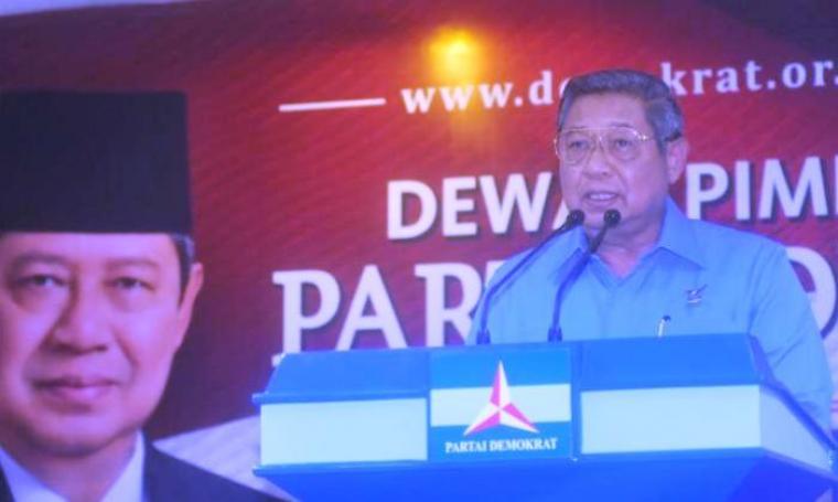 Susilo Bambang Yudhoyono. (Dok:harnas)