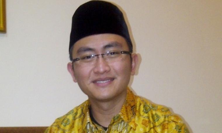 Bakal calon Gubernur Banten, Andika Hazrumy. (Dok: Bantenpos)