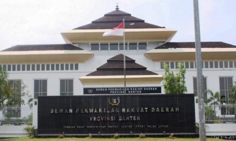 Gedung DPRD Banten. (Dok: local1news)