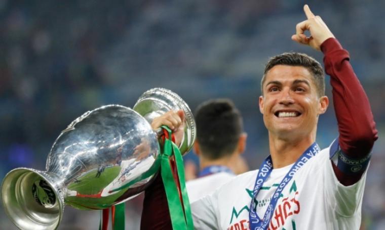 Cristiano Ronaldo. (Dok: Timescolonist)