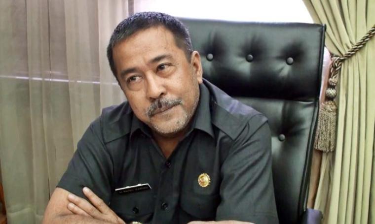 Gubernur Banten, rano Karno. (Dok: katabanten)