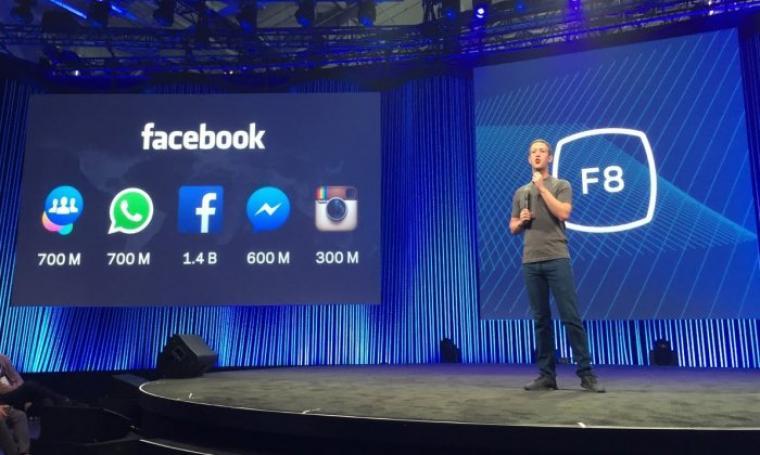 CEO Facebook Mark Zuckerberg. (Dok: gametradersusa)