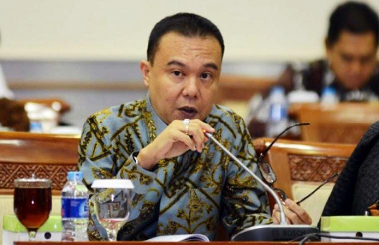 Anggota Komisi III DPR RI yang juga politisi Gerindra, Sufmi Ahmad Dasco. (Dok:pijar)